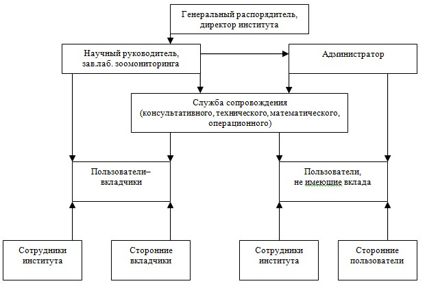 Иерархия управления и